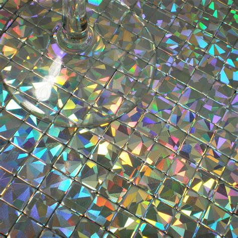 mirror mosaic tile backsplash mosaics tile iridescent aluminum plate mirror adhesive