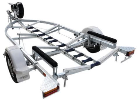 boat trailer rollers or skids s series keel rollers with side skids easytow boat