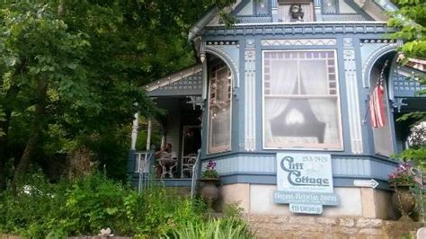 Cliff Cottage Inn Eureka Springs by The Place Next Door Colette S Is The 2nd Floor Window On Right Picture Of Cliff Cottage Inn