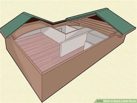 how to make a safe room how to build a safe room 14 steps with pictures wikihow