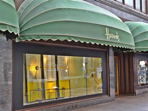 Awning Online Harrods London 7 Tips For Your Shopping Stroll