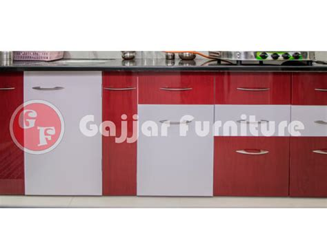 Modular PVC Designer kitchen Furniture in Ahmedabad   KAKA