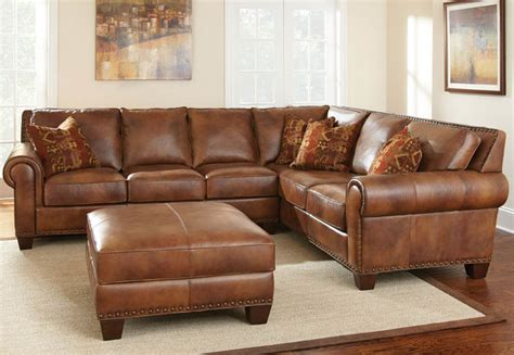 steve silver silverado sofa silverado leather sectional sofa with accent pillows