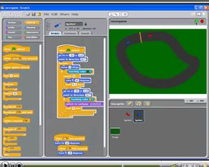 construct 2 racing game tutorial teach ict scratch