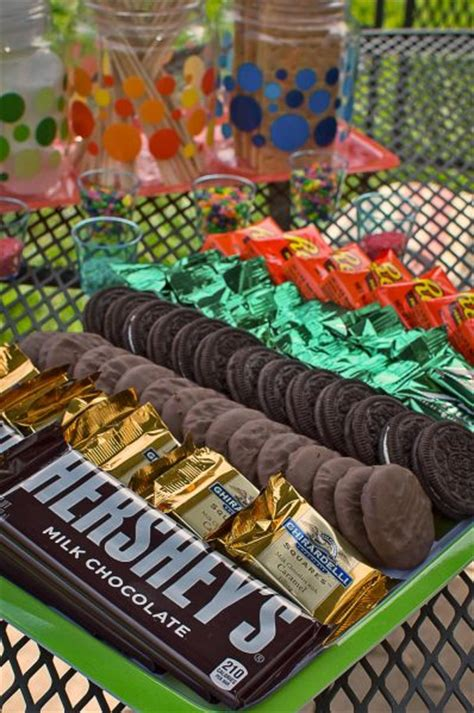 ultimate summer s mores party idea 187 dollar store crafts