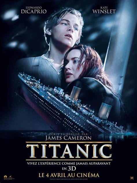 film titanic regarder affiche du film titanic affiche 1 sur 1 allocin 233