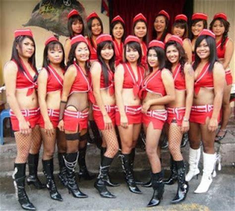 pattaya thailand hotel and travel: pattaya – let's go go girls