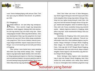 layout buku teks taranokanai cara membuat layout buku season 1