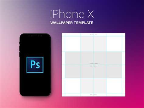 iphone  parallax wallpaper template psd  jack