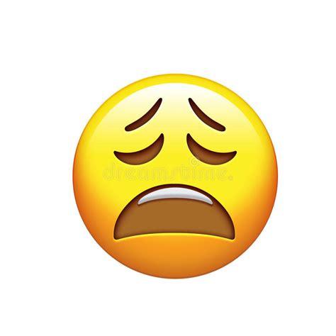 imagenes de emoji triste icono amarillo deprimido triste infeliz y de sensaci 243 n de