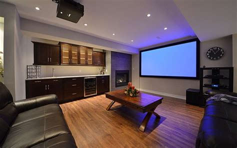 home theater ideas basement avivancos