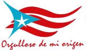 Puerto Rican Home Decor stickers bandera de puerto rico special design con