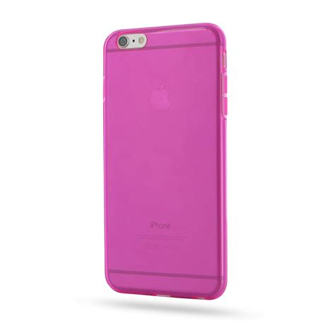 Iphone 6 6s iphone 6 6s plus transparent soft gel petal pink