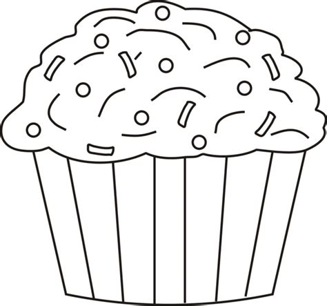 large cupcake coloring page ice cream coloring pages for free download