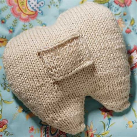 tooth pillow pattern free tutorial