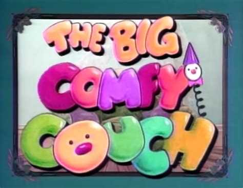 the big comfy couch 1992 image bcc 1992 1993 title card 2 jpg big comfy couch