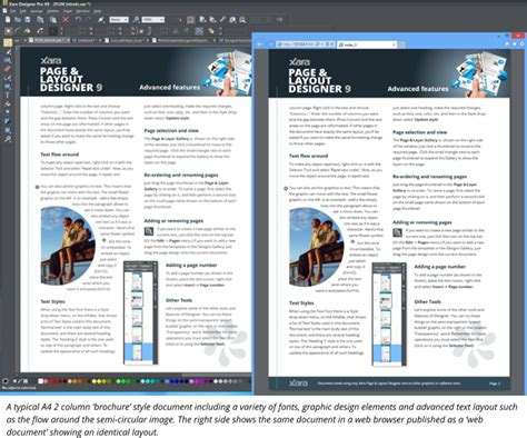 document design and layout index xaragroup magix net