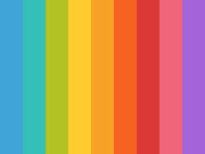 rainbow color palette rainbow color palette jugos