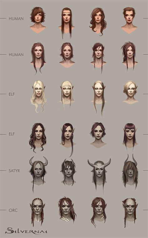haircut fantasy story silvernai haircut concept by telthona on deviantart