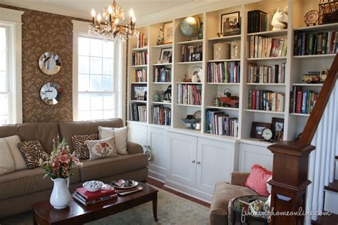 Room With Books Living Room Decorating The Evolution Finding Home Farms