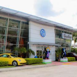 south florida volkswagen dealership locations vw south florida