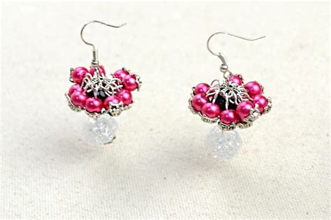 Handmade Earring Patterns - diy bridesmaid jewelry earrings out of pearls 183 how to