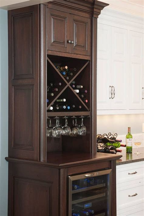 bar cabinet with wine cooler 25 best ideas about locking liquor cabinet on
