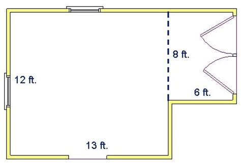 how to find sqft of a room how to find square footage