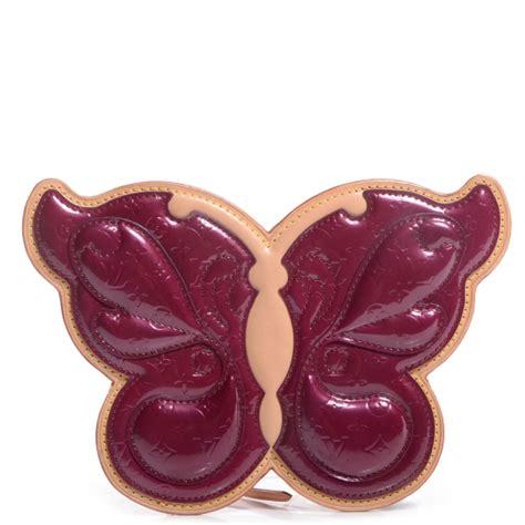 Chopard Borsa Butterfly Purse by Louis Vuitton Vernis Conte De Fees Butterfly Purple 70768
