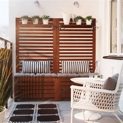 Ikea Outdoor | ikea garden balcony ideas make the most of your space