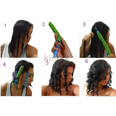 Alat Keriting Rambut Magic Leverage Hair Curler how to use magic leverag let me show you step by step my styles hair