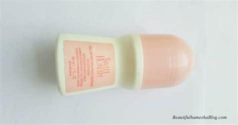 Shelf Of Deodorant by Avon Sweet Honesty Roll On Anti Perspirant Deodorant
