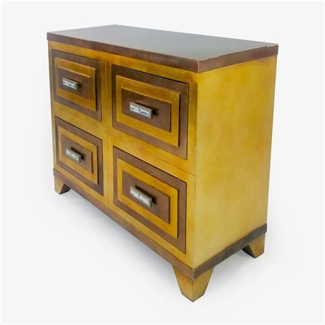 gold dresser 57 off gold 4 drawer dresser storage