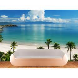 Beach Scene Wall Mural scenery wallpaper beach scene wallpaper for walls