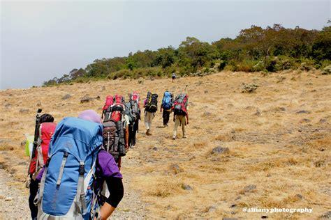 hal yang sering disepelekan para pendaki gunung paket wisata tour travel premium