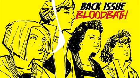 paper girls 06 8416767513 back issue bloodbath episode 86 paper girls geek hard