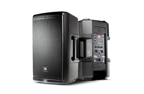 Speaker Jbl 10 Inch 2 x jbl eon 610 powered speaker 10 inch 10 1000w eon610