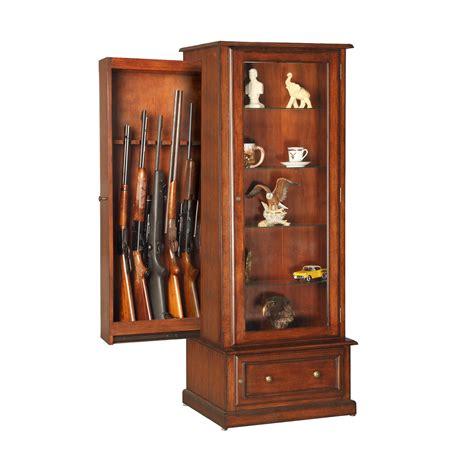 american furniture classics 16 gun cabinet american furniture classics 610 wood gun cabinet at hayneedle
