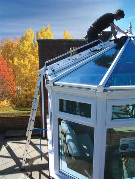conservatory ladder  kneeling board  spreader bars