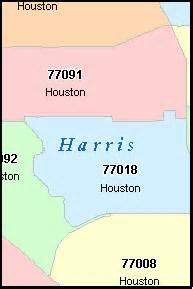 cypress tx zip code map downloads