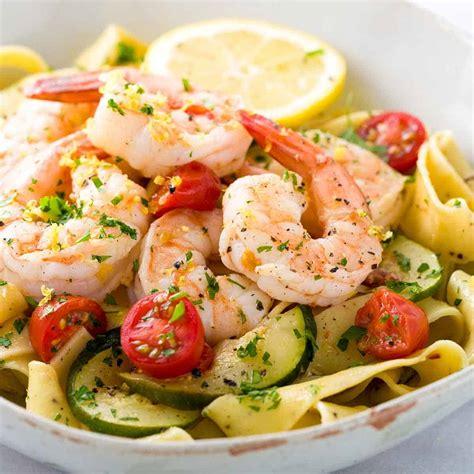 Reader Recipe Shrimp With Garlic And Lemon by Shrimp Pasta With Lemon Garlic Sauce Gavin