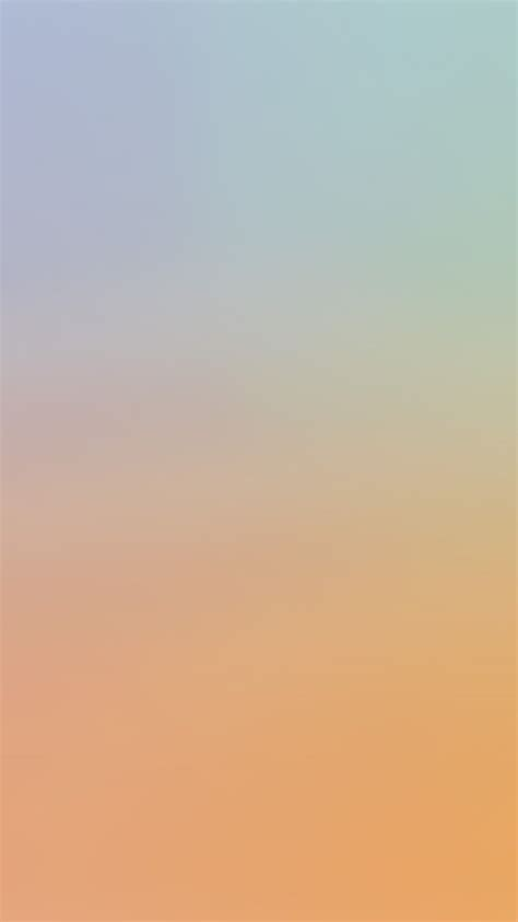 sm orange pastel blur gradation wallpaper