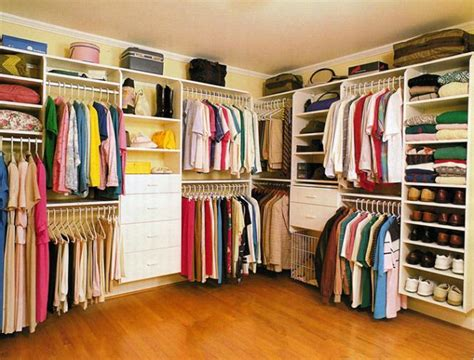The Clothing Closet by Clothes Storage Closet Organizers Ideas Advices For