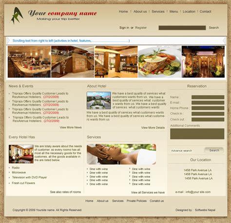 hotel layout website free hotel website design hotel marketing reservation