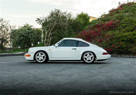Porsche 911 2 2 Engine For Sale by 1990 Porsche 911 964 Carrera 2 For Sale