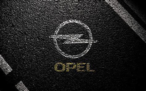 opel logo hd wallpaper wallpaper flare