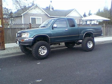 1997 Toyota T100 Specs Bigtbirdbones 1997 Toyota T100 Specs Photos Modification