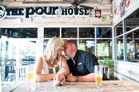 pour house fort worth laid back engagement photography the pour house the purple pebble dallas fort