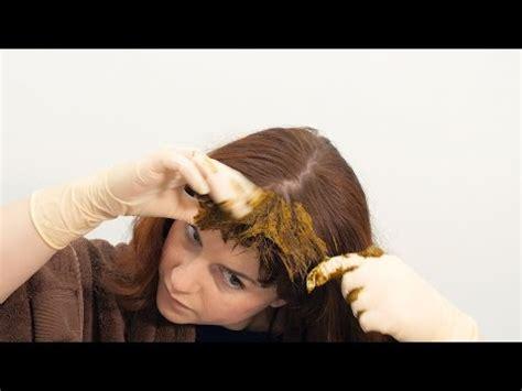 tutorial lush cosmetics henna hair dye caca brun youtube tutorial lush cosmetics henna hair dye caca brun doovi