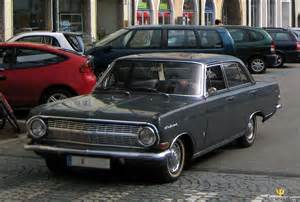 Opel Rekord A Opel Rekord A 1963 1965 E6 Guiden